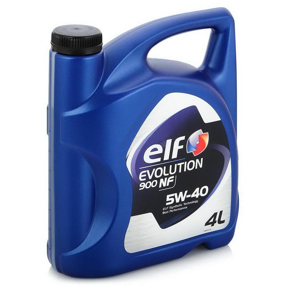Elf-Evolution-900-NF-5W40-4l