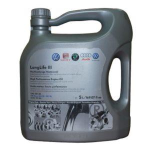 Volkswagen-Longlife-III-5W30-5l