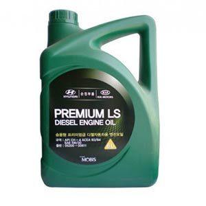 Hyundai/KIA Premium LS Diesel CH4 5W30 05200-00411 4л