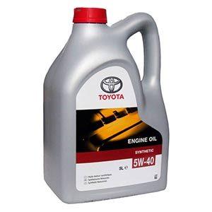 Toyota 5w40 0888080835 5л
