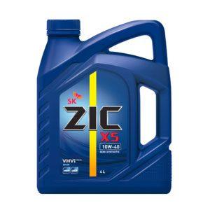 ZIC-X5-10W40-4l