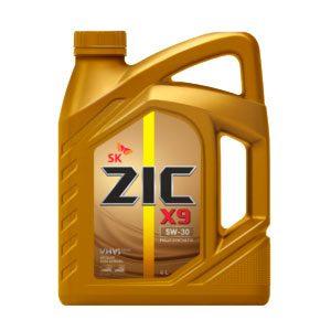 ZIC-X9-5W30-4l