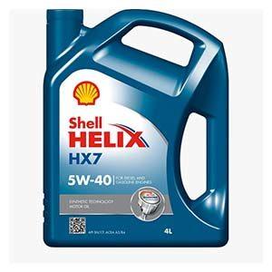 Shell Helix HX7 5W40 4л
