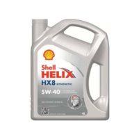 Shell Helix HX8 5W40 4л