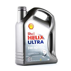 Shell Helix Ultra 5W40 4л