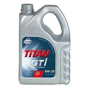 Titan Fuchs GT1 0W20 5л