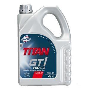 Titan Fuchs GT1 Pro C2 5W30 4л