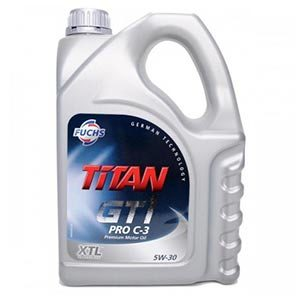 Titan Fuchs GT1 Pro C3 5W30 4л